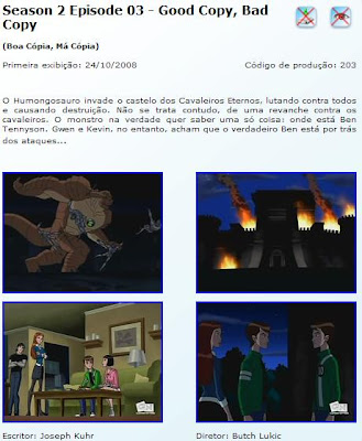 Ben 10 Alien Force Season 2 Episode 3 In Hindi Ben 10 Alien
