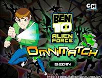 Ben 10 Força Alienígena: Jogo do Omnitrix