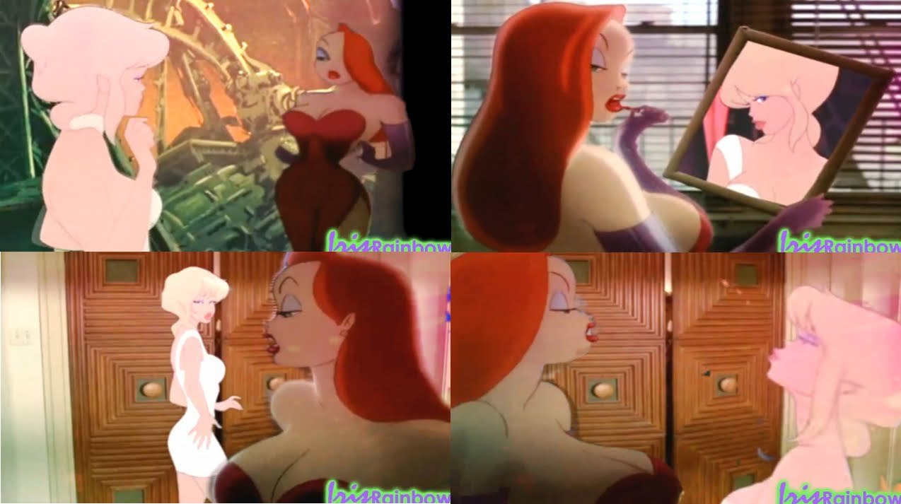 Jessica rabbit holli would for