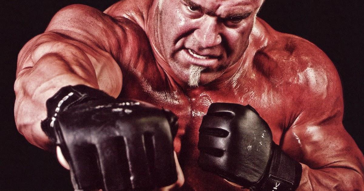 Almost Perfect: Wrestler Jon Andersen