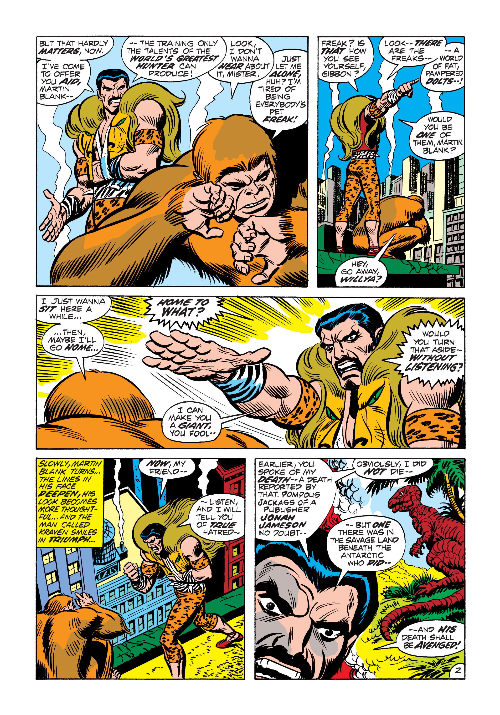 The Amazing Spider-Man (1963) 111 Page 2