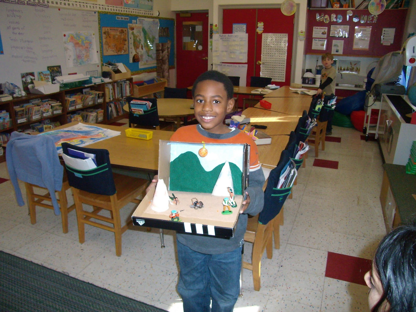 3rd Grade Diorama About NASA (page 2) - Pics about space