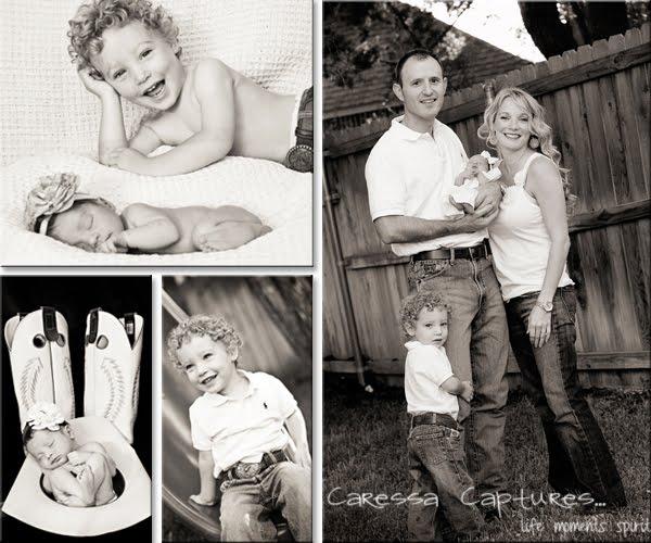 New Braunfels Newborn Photographer: Caressa Captures...: The Kahlig's Baby Girl...New