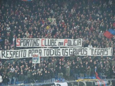 Sporting Clube, em Portugal