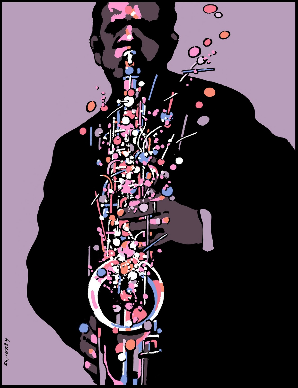 Klose 25 daily exercises for saxophone