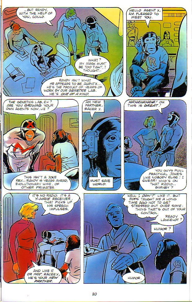 Racer X (1988) issue 1 - Page 14
