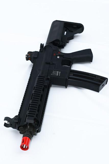 Airsoft Guns, VFC, H&K, HK416, Heckler & Koch, Airsoft AEG, Umarex, Pyramyd Air