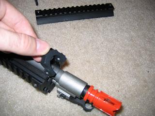 Airsoft WE SCAR GBB review,airsoft gas blowback rifle,airsoft green gas gun