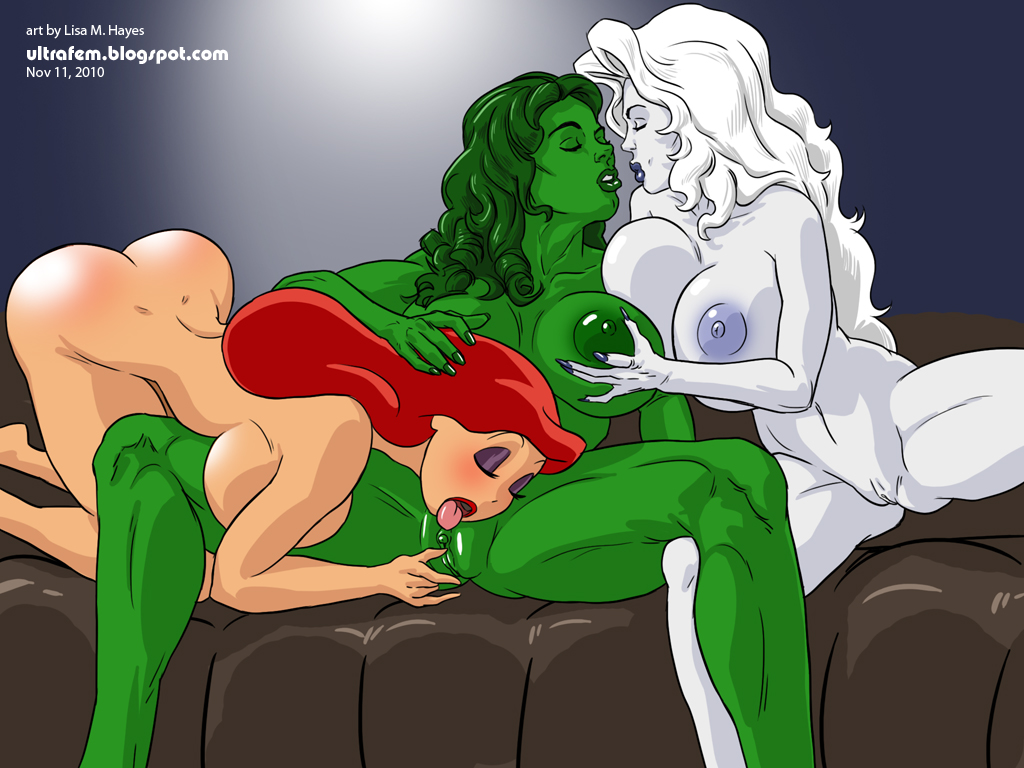 She hulk glassfish comics igfap