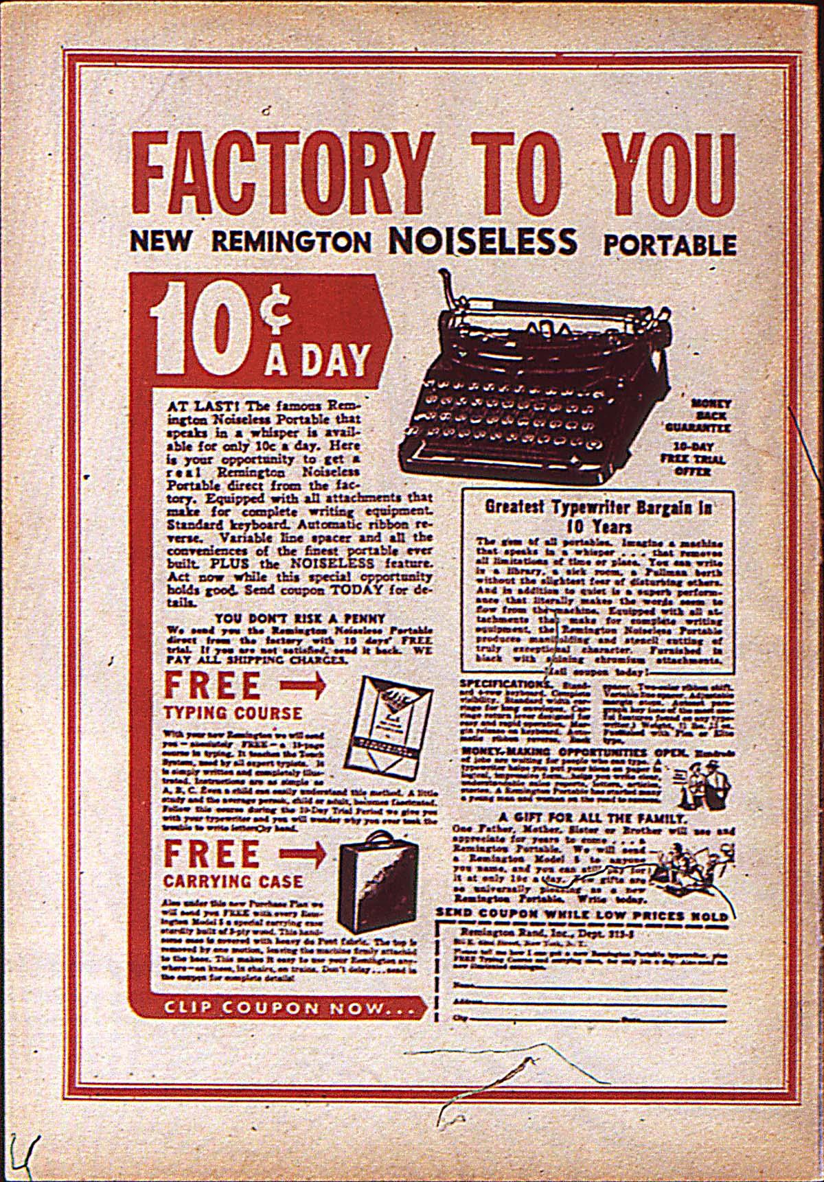 Read online Adventure Comics (1938) comic -  Issue #5 - 43