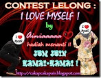 @31 jan : CONTEST LELONG : I LOVE MY SELF !