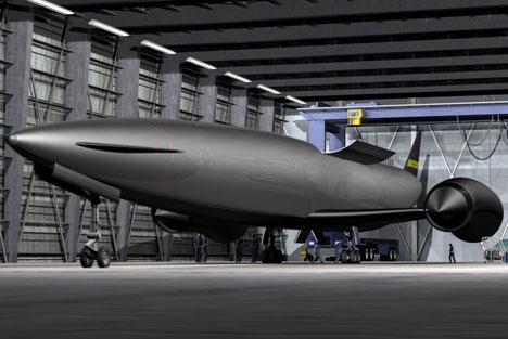 Skylon Spaceplane Air Breathing Rocket To Hit Skies By