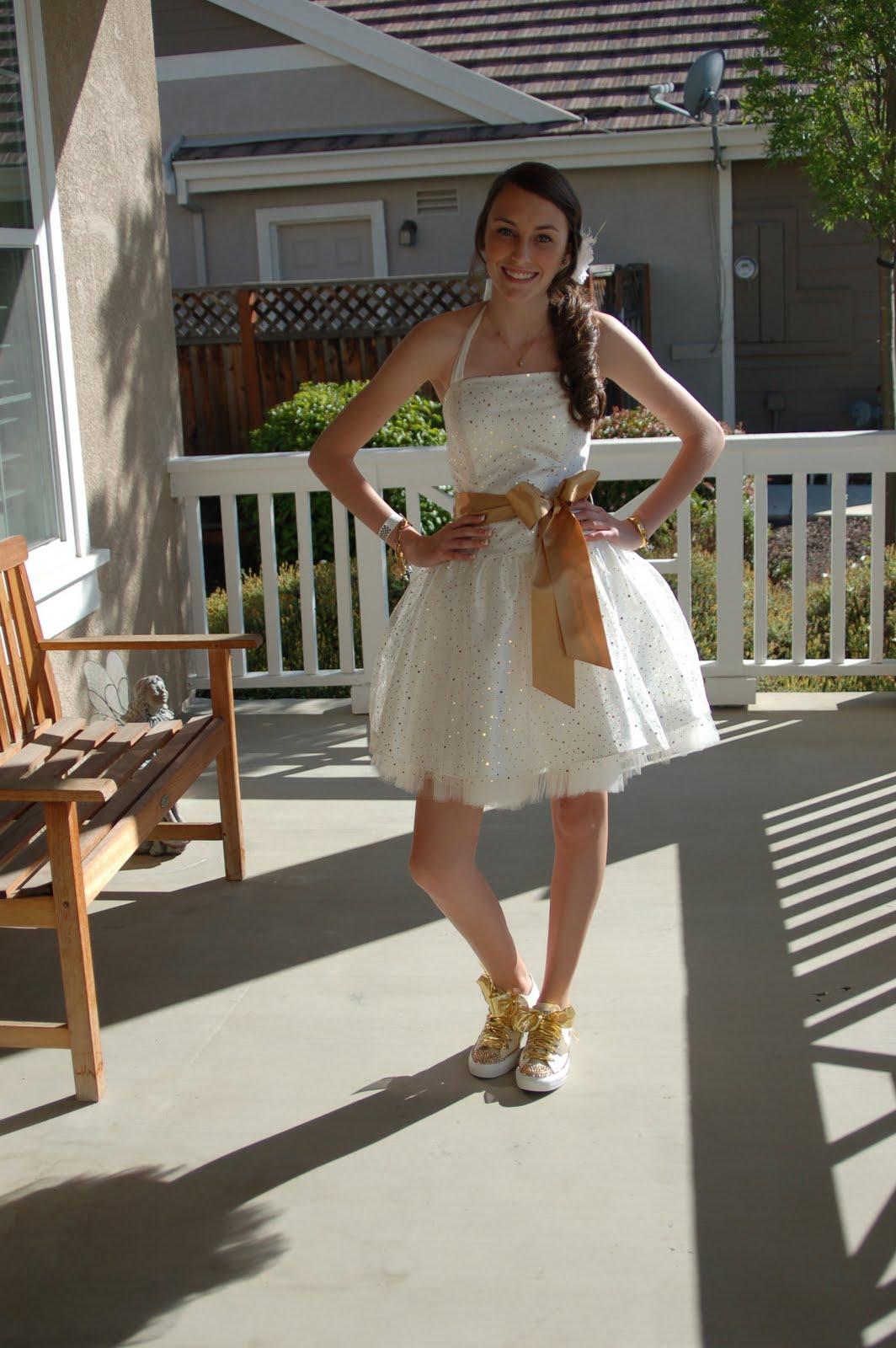 Eighth Grade High Heels