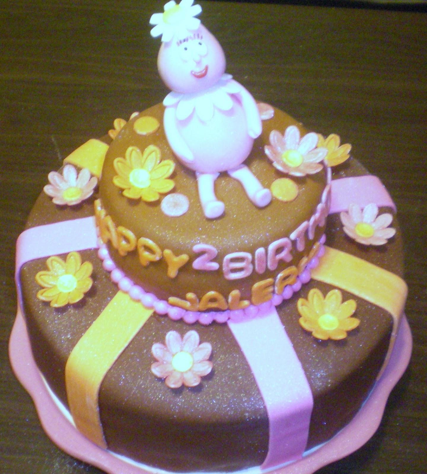 Sweet Cake For You Foofa Yo Gabba Gabba Birthday Cake