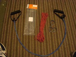 DIY Suspension Training Equipment