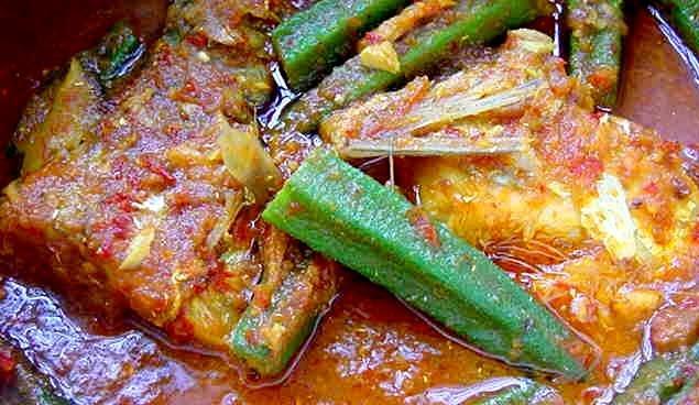 resepi masakan kampung: Resepi Pedas Ikan Parang