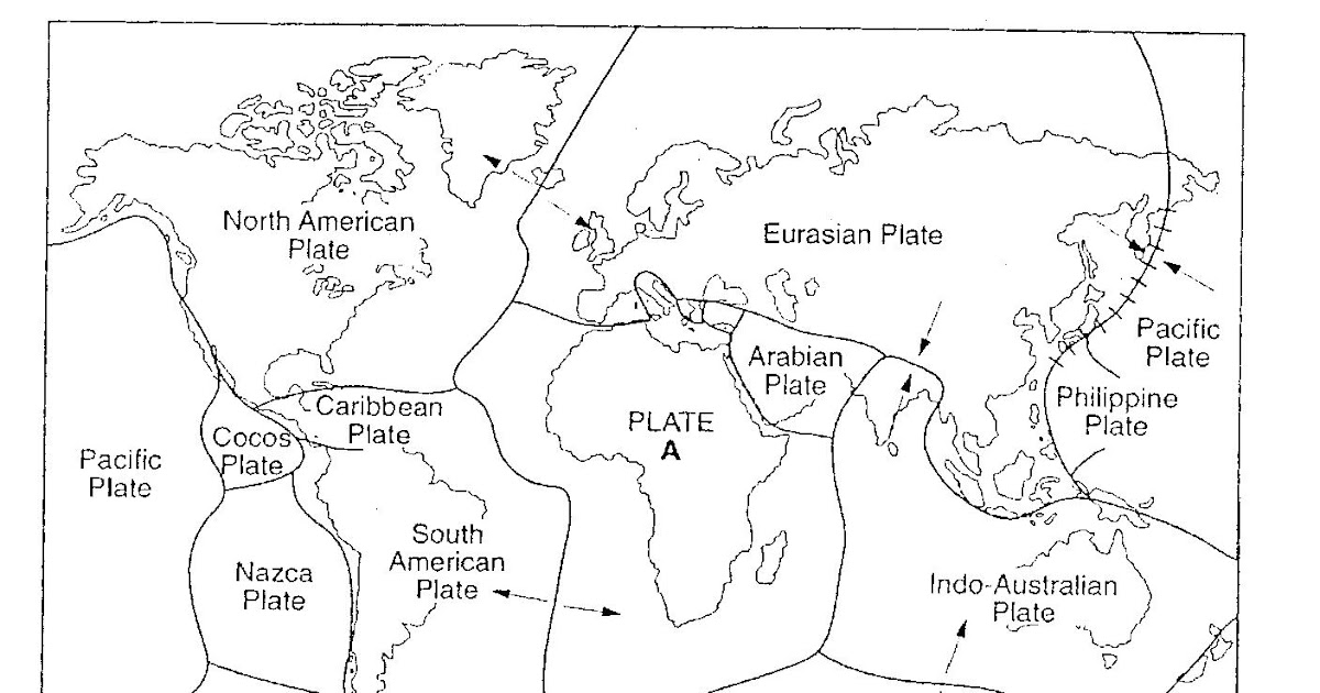 Geography: Notes on Tectonic hazards