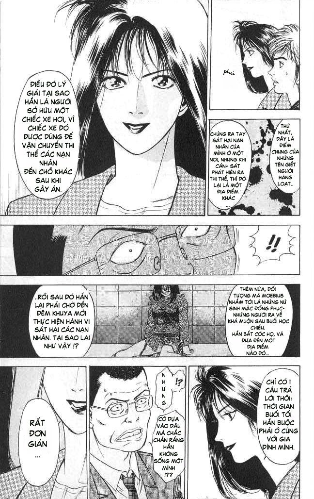 Psychometrer Eiji chapter 6 trang 18