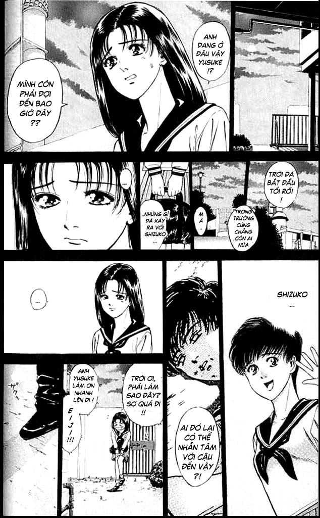 Psychometrer Eiji chapter 7 trang 23