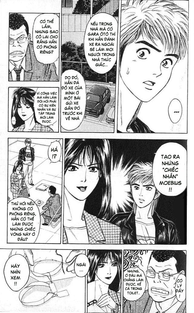 Psychometrer Eiji chapter 6 trang 20