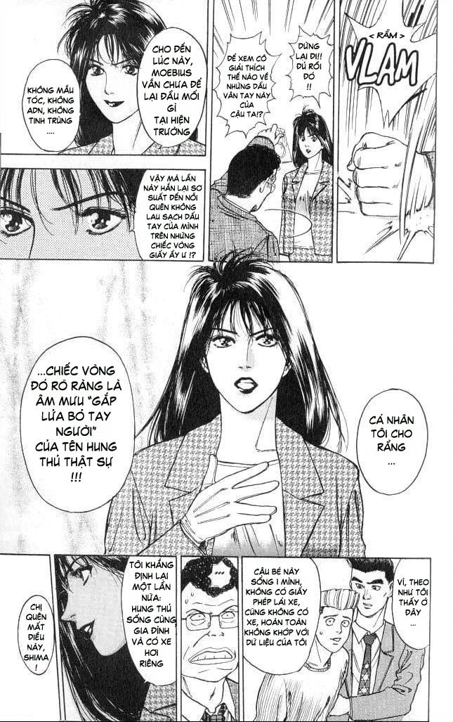 Psychometrer Eiji chapter 6 trang 22