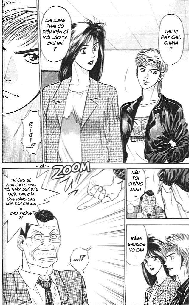 Psychometrer Eiji chapter 6 trang 25