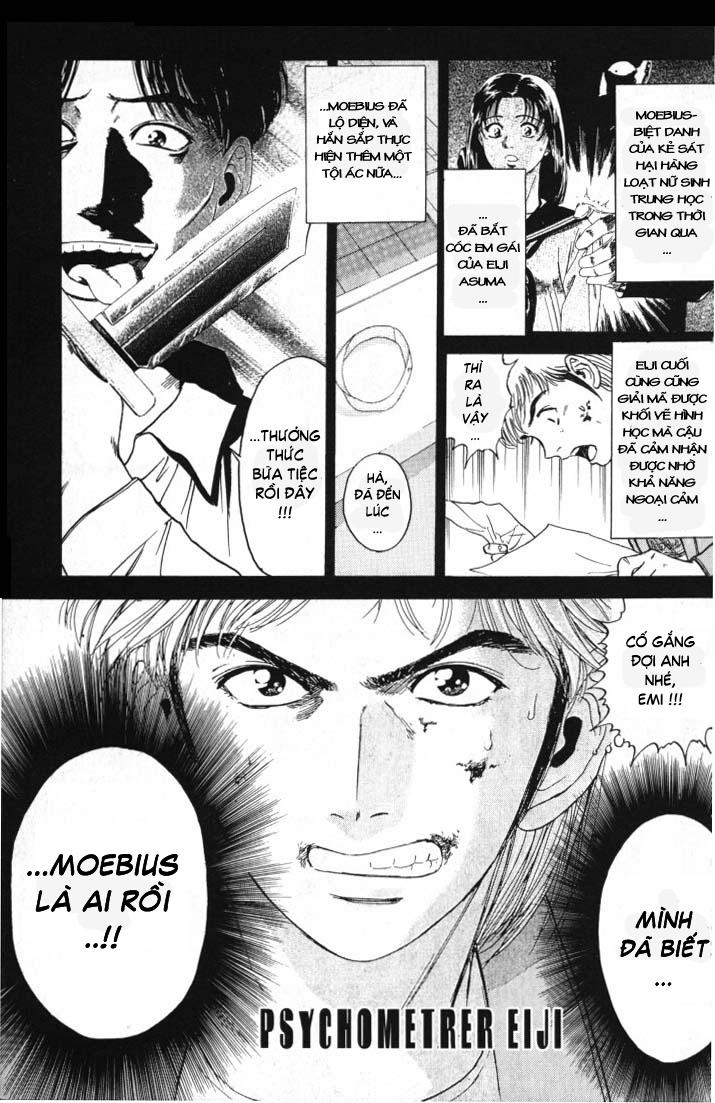 Psychometrer Eiji chapter 9 trang 3