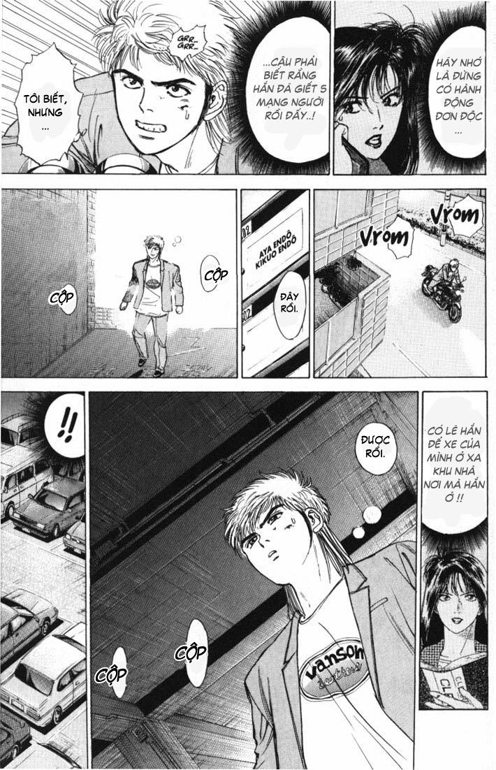 Psychometrer Eiji chapter 9 trang 6