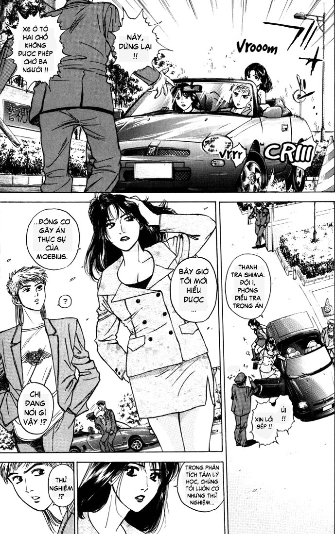 Psychometrer Eiji chapter 11 trang 11