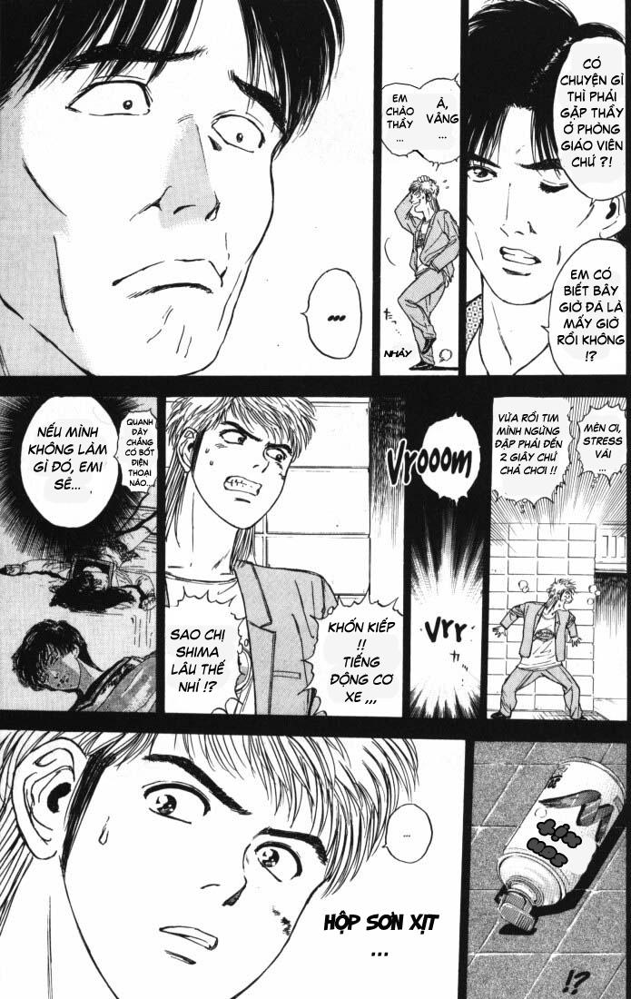 Psychometrer Eiji chapter 9 trang 10