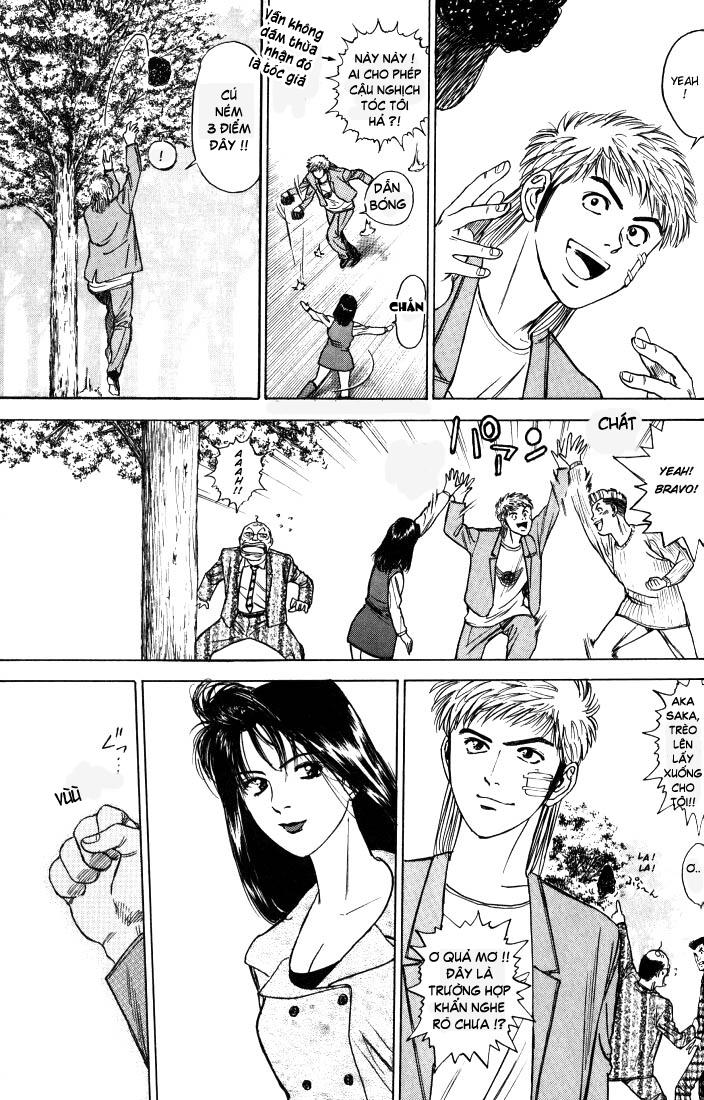 Psychometrer Eiji chapter 11 trang 18