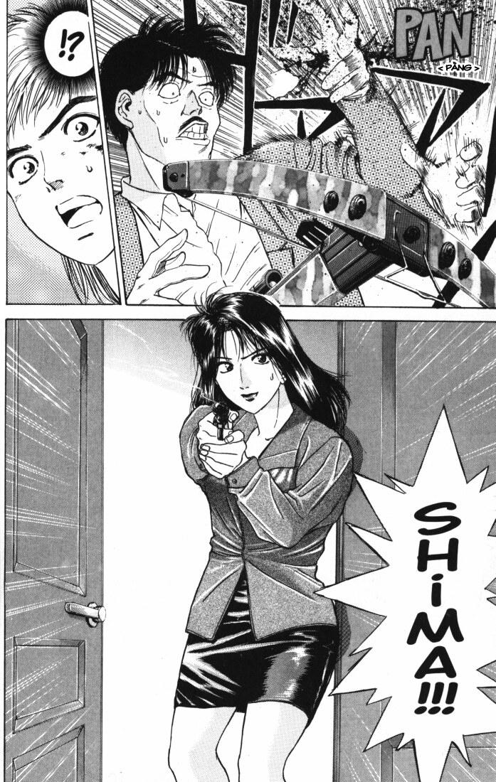 Psychometrer Eiji chapter 10 trang 18