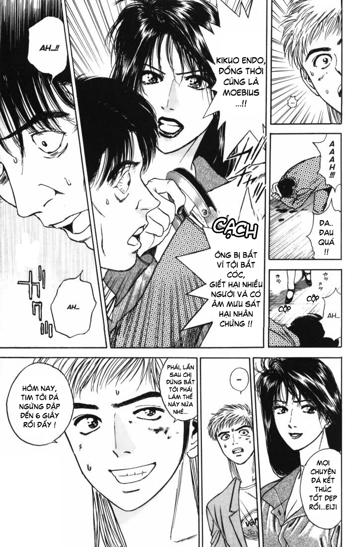 Psychometrer Eiji chapter 10 trang 19