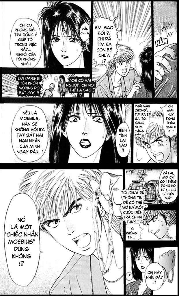 Psychometrer Eiji chapter 8 trang 4