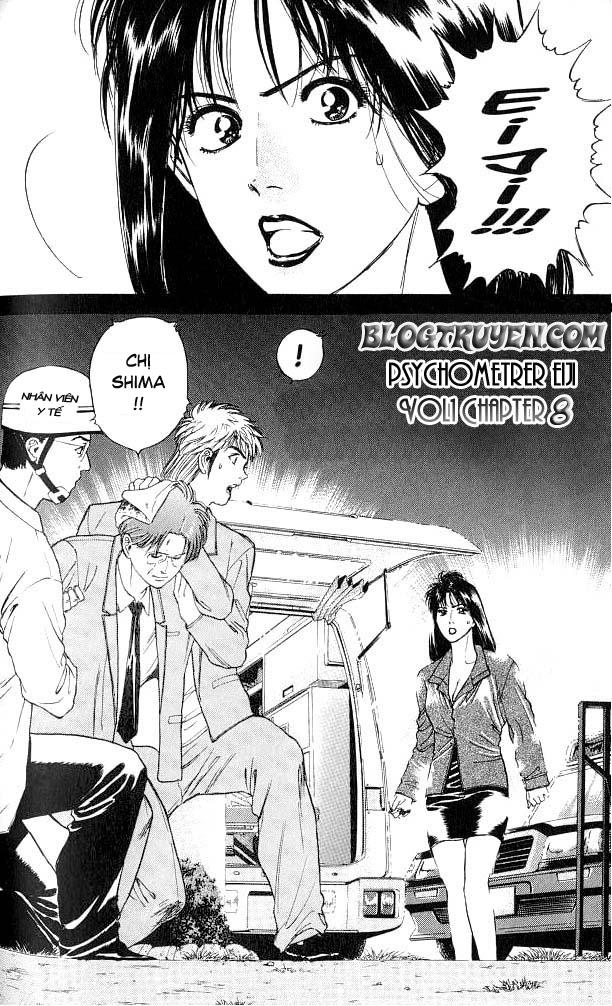 Psychometrer Eiji chapter 8 trang 3