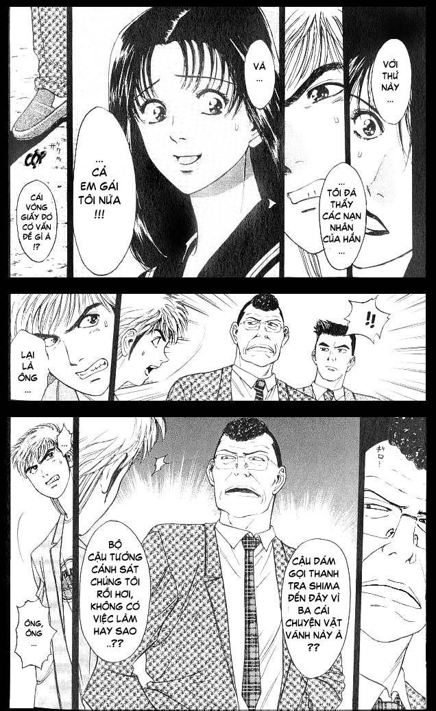 Psychometrer Eiji chapter 8 trang 5