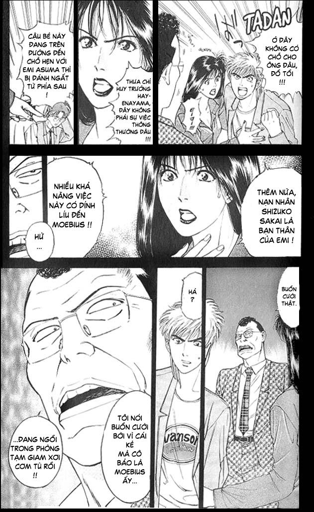 Psychometrer Eiji chapter 8 trang 6