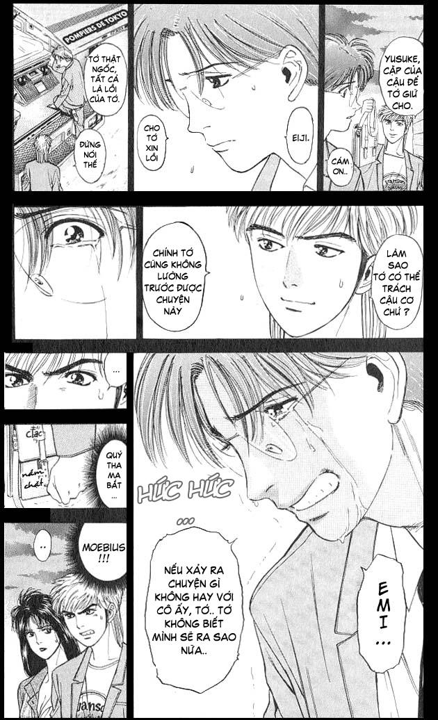 Psychometrer Eiji chapter 8 trang 9