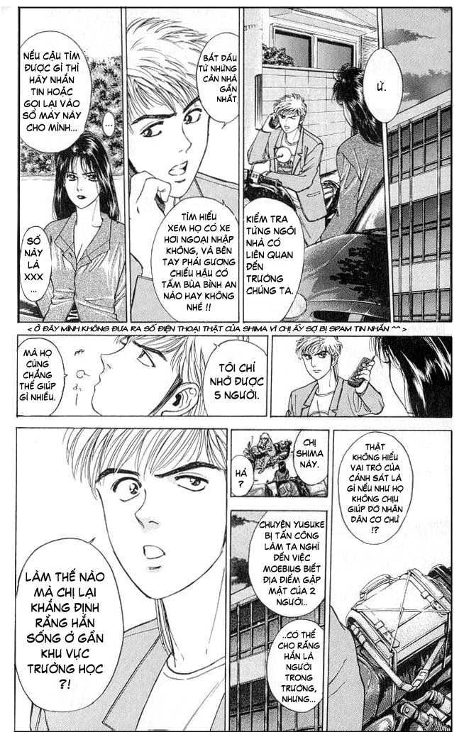 Psychometrer Eiji chapter 8 trang 10