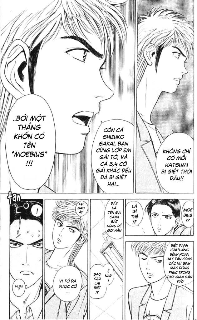 Psychometrer Eiji chapter 7 trang 8