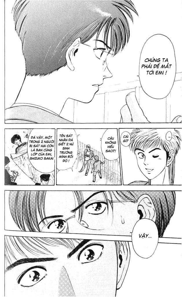 Psychometrer Eiji chapter 7 trang 11