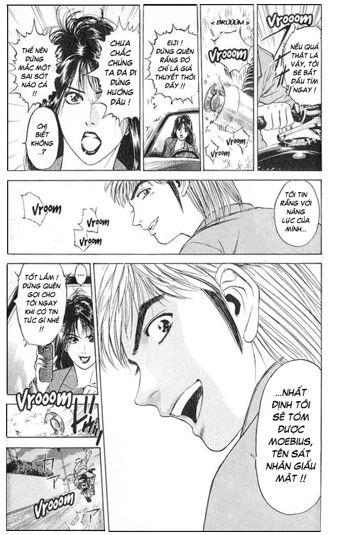 Psychometrer Eiji chapter 8 trang 13