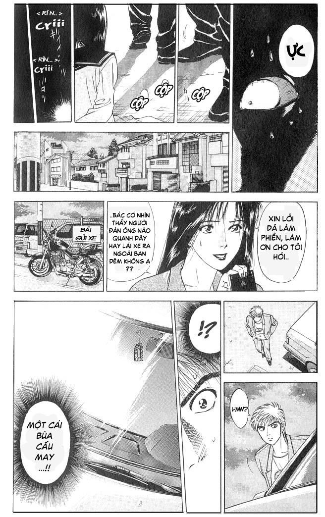 Psychometrer Eiji chapter 8 trang 16