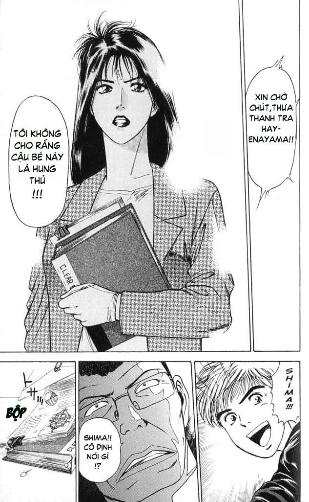 Psychometrer Eiji chapter 6 trang 14