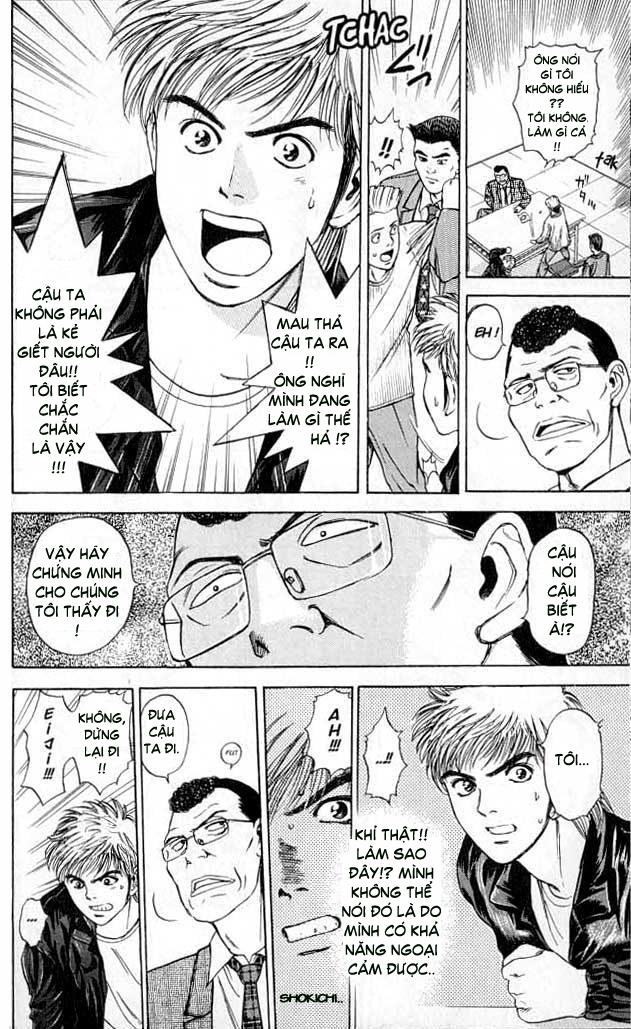Psychometrer Eiji chapter 6 trang 13