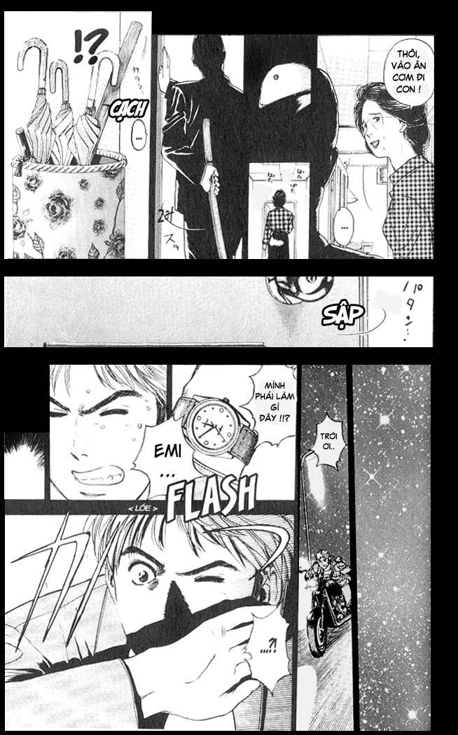 Psychometrer Eiji chapter 8 trang 19