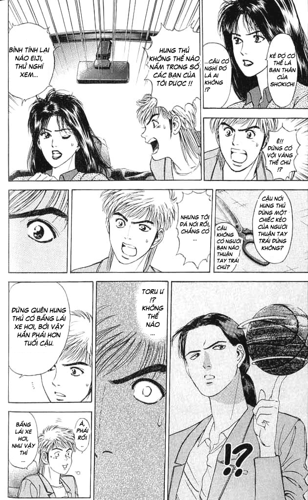 Psychometrer Eiji chapter 7 trang 19