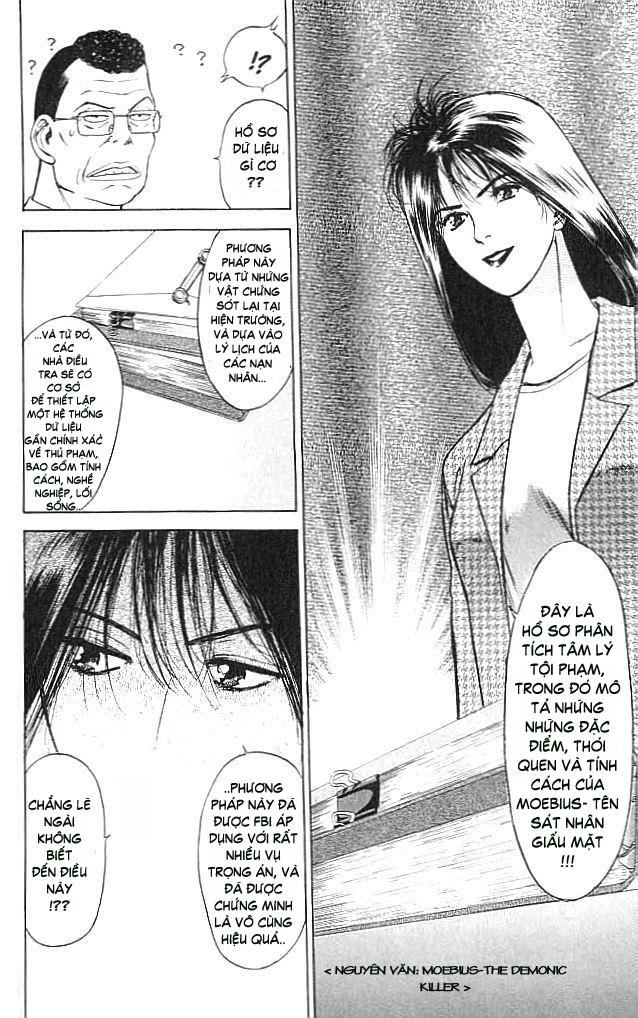 Psychometrer Eiji chapter 6 trang 15