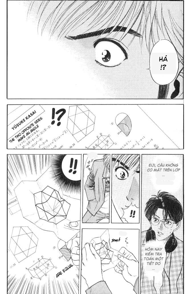 Psychometrer Eiji chapter 8 trang 22
