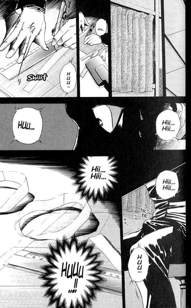 Psychometrer Eiji chapter 5 trang 10